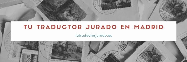 Tu Traductor jurado en madrid inglés y español